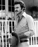 Burt Reynolds standing in Cowboy Suit