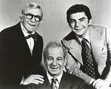 With George Burns Classic Group Portrait