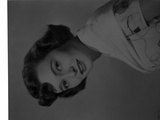 Patricia Neal on a Printed Top Portrait
