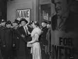 Citizen Kane Couple  in Movie Scene