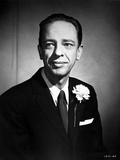 Don Knotts in Black Tuxedo With Flower