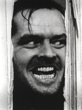 Jack Nicholson in Grin Facial Expression