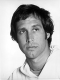 Chevy Chase Close Up Portrait in Polo