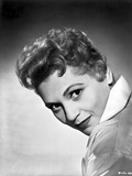 Judy Holliday on a Shiny Top Portrait