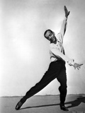 Fred Astaire Dancing in Black Pants