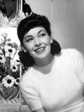 Maureen O'Sullivan smiling Portrait