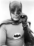 Batman Close Up Portrait in Classic