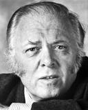 Richard Attenborough Close Up Portrait