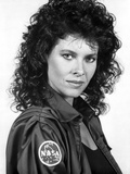 Kate Capshaw in Black Jacket Portrait