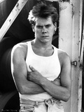 Kevin Bacon in White Tank top Portrait