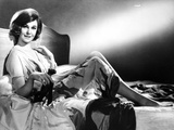 Geraldine Page Reclining in Classic