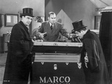 Abbott & Costello in Cape and Top Hat