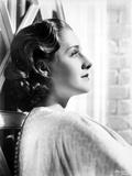 Norma Shearer Looking Away in Classic