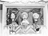 Marx Brothers Scene in a Puppet Show