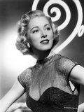 Eleanor Parker on a See Through Top
