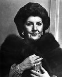 Maureen Stapleton Portrait in Classic