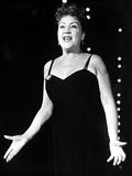 Ethel Merman standing in Tank Top Dress