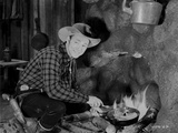 Roy Rogers Cooking with Cowboy Outfit