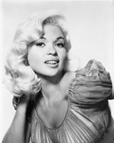 Jayne Mansfield Close Up in Classic