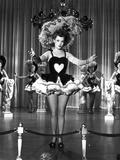 Vivian Blaine on a Skirt and Dancing