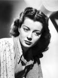 Gail Russell Posed with a Straight Face