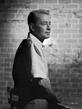 Alan Ladd Taking a Piss on the Wall