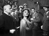 Gloria Swanson in a Classic Movie Scene