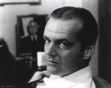 Jack Nicholson wearing a White Polo