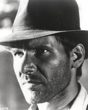 Portrait of Harrison Ford with Black Hat