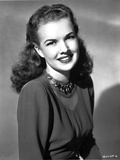 Gale Storm smiling in Long Sleeves