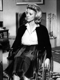 Inger Stevens Seated in Classic