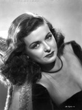 Joan Bennett on a Leaning Portrait