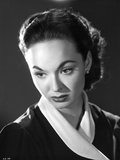 Ann Blyth Looking Down Portrait