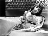Ida Lupino Leaning and Reclining