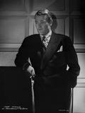John Wayne suit and pocketchief