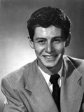 Eddie Fisher smiling in Nice Suit