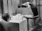 Natalie Wood Bathing in a Bath tub