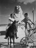 Ten Commandments Scene in Horses