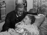 Al Jolson with Woman Lying in Bed