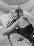 Jayne Mansfield Posed in Classic