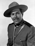 Howard Keel Close Up Portrait