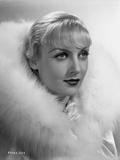 Carole Lombard wearing a Fury Coat
