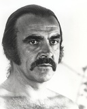 Sean Connery Portrait in Topless