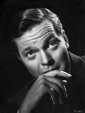 Orson Welles Portrait in Classic