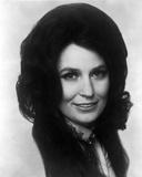 Loretta Lynn Portrait in Classic