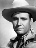 Gene Autry wearing a Cowboy Hat