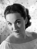 Ann Blyth on a Beaded Top Portrait