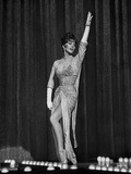 Natalie Wood Raising Her Arms Up