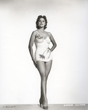Rhonda Fleming standing Portrait