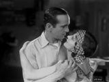 Al Jolson with Woman in Love Scene